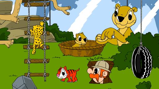 Lion Cubs Kids Zoo Games