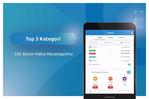 FUNDtastic - Aplikasi Keuangan Pribadi Preview 10