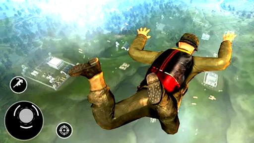 Battlegrounds Squad free Fire : Survival shooting  captures d'écran 2