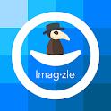 Imagzle - an image based quiz icon