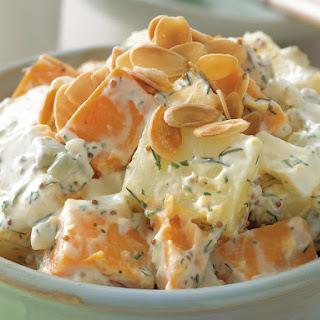 Potato and Egg Salad.