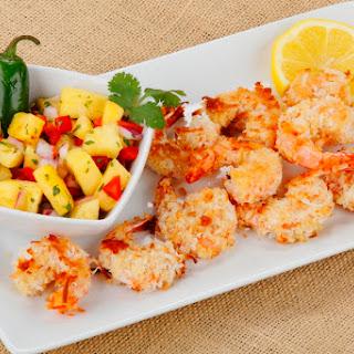 Coconut Shrimp with Pineapple Salsa Recipe