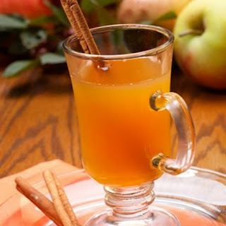 Spicy Mulled Cider #SmoothieWorld
