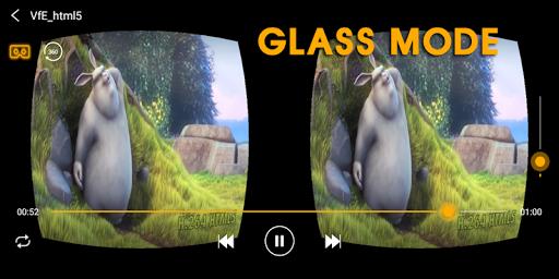 MXVR Player - 360 ° VR 0.0.18 screenshots 2