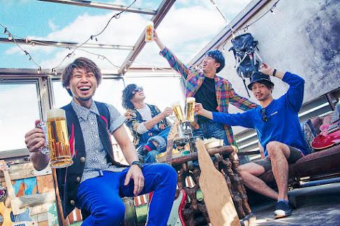 【MeMeOn インタビュー】 音の旅crew 、アルバム《JOYSTEP》完成 「音楽聞きながら旅にでよう。その先で出会える事を祈って!」