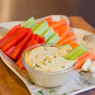 The Easiest Way to Make Homemade Hummus.