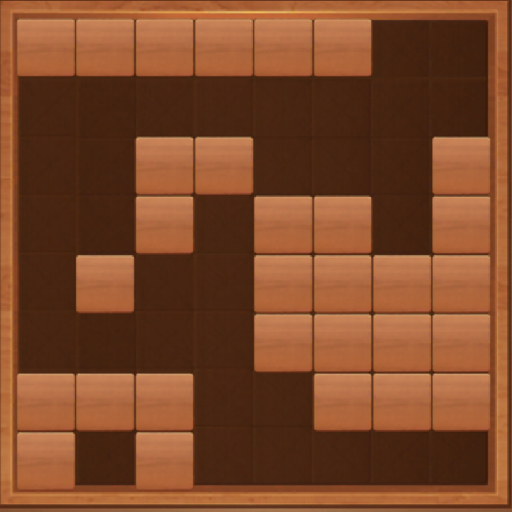 Wood Block Puzzle : Break the woods