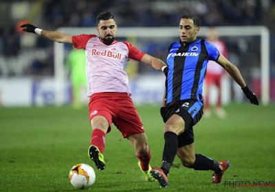 Amrabat (Bruges) finalement vers la Serie A ?