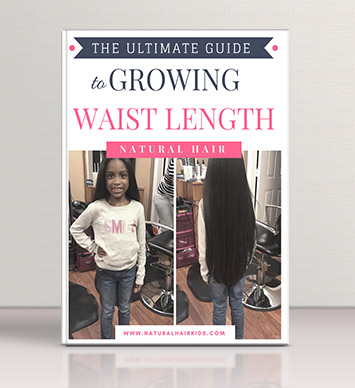 Grow waist length natural hair 2