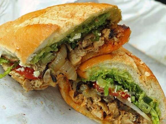 TORTAS/MEXICAN SANDWICHES