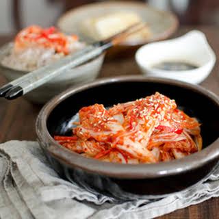 30 Minute Kimchi.