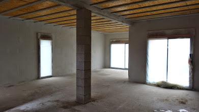 Photo: doorkijk richting de woonkamer