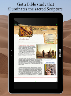 Sacra Script Bible Studies- screenshot thumbnail