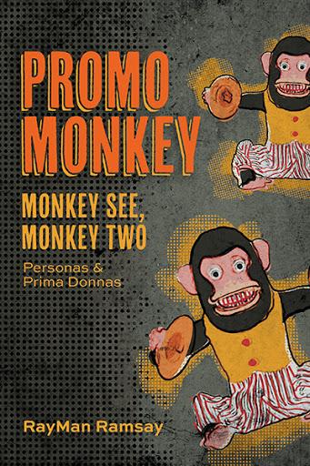 Promo Monkey: Monkey See, Monkey Two cover