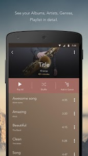 Solo Music Player & Equalizer App Download For Android 7