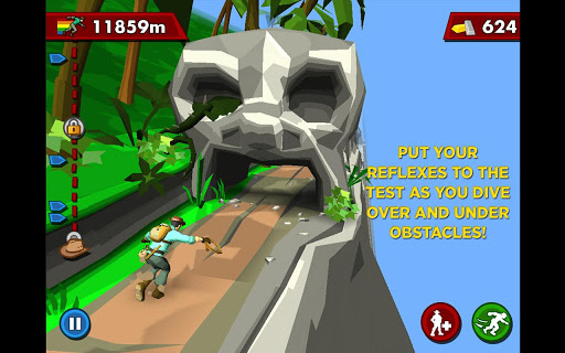 PITFALL!™ screenshot 4
