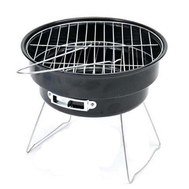 Bếp nướng than hoa cao cấp Grill BBQ