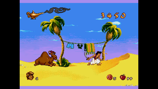 Tricks Aladdin - náhled