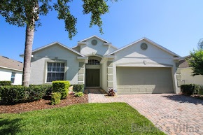 Orlando villa, close to Disney, gated West Haven community, private pool, games room