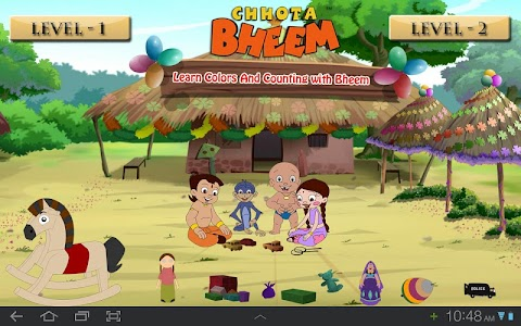 Toy Game with Chhota Bheem screenshot 3