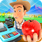 Fruit & Vegetable Market Shopping Cashier Game file APK Free for PC, smart TV Download