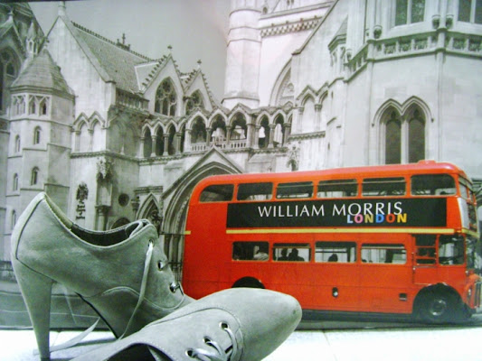 Parigine a Londra di mozza1991