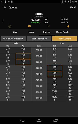 ETNA Trader Mobile screenshot 11