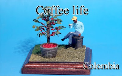 >Coffee life -Colombia-