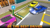 Sports Car City Parking Sim game (apk) free download for Android/PC/Windows screenshot