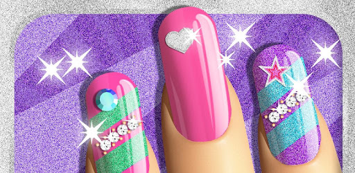 Приложения в Google Play – Glitter Nail Salon: Girls Game by ...