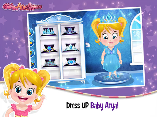 Arya Frozen Baby Care 1.0.1 screenshots 4