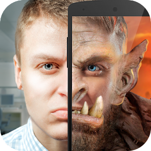 The Orc's Face Photo Editor for PC and MAC