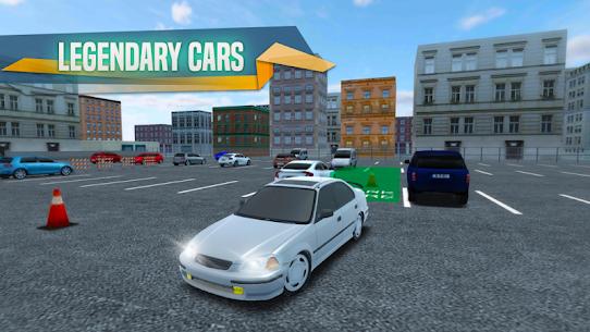 E30 Old Car Parking Simulation MOD APK (Unlimited Money) 2
