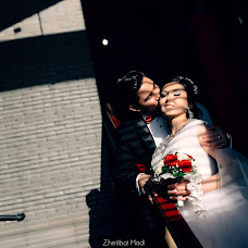 Wedding photographer Madi Zhetibaev (madeka10). Photo of 06.04.2017