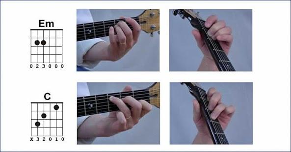 Guitar Chord For Beginner - náhled