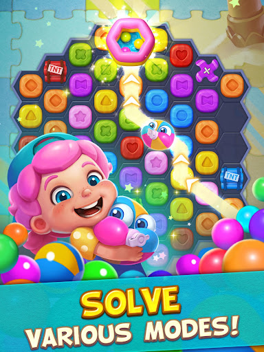 Toy Party: Free Match 3 Games, Hexa & Block Puzzle  gameplay | by HackJr.Pw 14