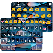 Super Square Emoji Keyboard