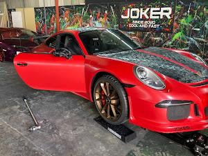 911 GT3のカスタム事例画像 メシ<車さんの2021年09月21日15:37の投稿