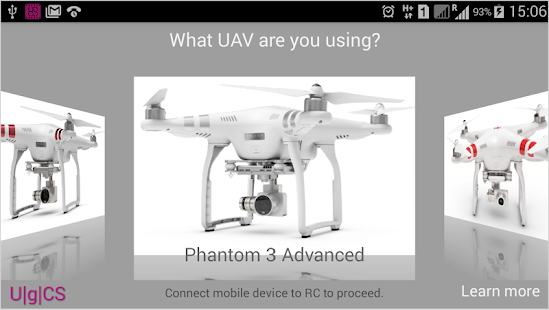 UgCS for DJI- screenshot thumbnail