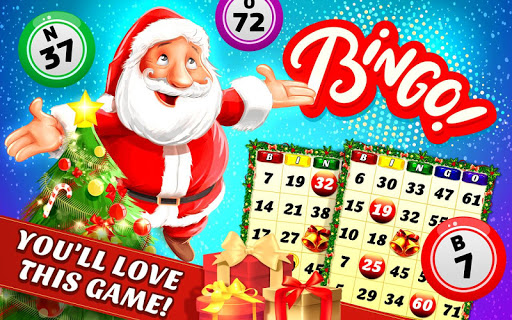 Christmas Bingo Santa's Gifts  screenshots 5