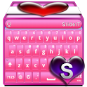 SlideIT Pinky Valentine Skin icon