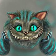 Cheshire Cat Screen Lock