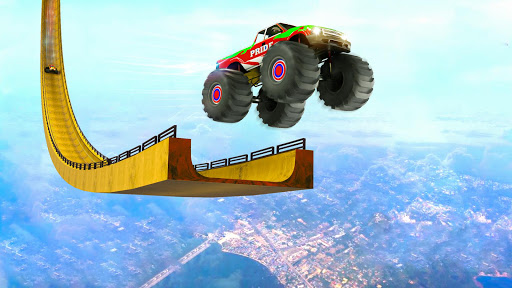 Real Monster Truck Games 2020 - New Car Games 2020 2.0.4 screenshots 6