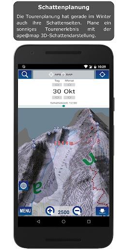 Outdoor and Hiking Navigation  screenshots 1