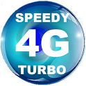 4G Speedy Browser Turbo icon