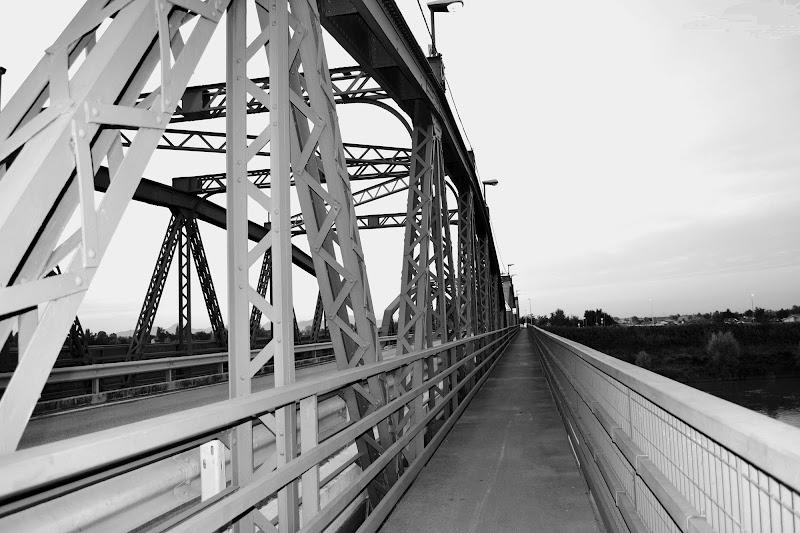 prospettiva di un ponte di Micaela Lazzari