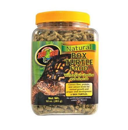 Natural Boxturtle Food 284g