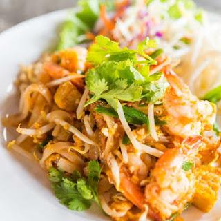 Thai Stir Fry.