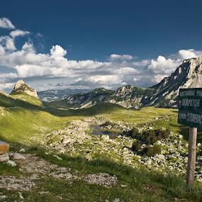 Resting Point by Dejan Dajković - Landscapes Mountains & Hills
