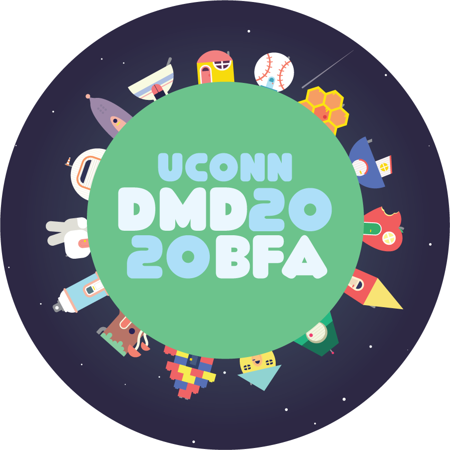 2020 BFA Show for UConn Digital Media